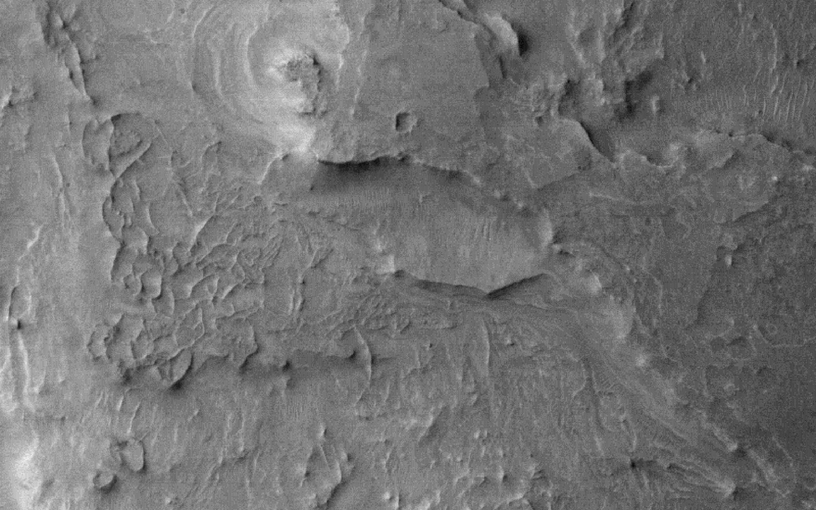 Mars Landscape - Image 002b