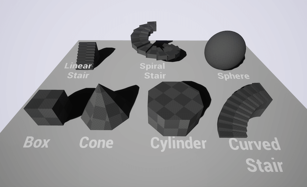 Hotgates - BSP in Unreal Engine 4 - Pic 001