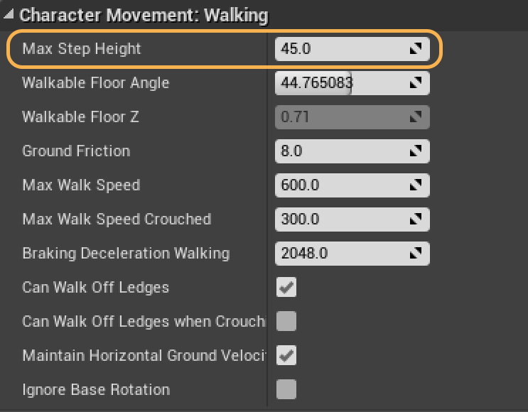 Hotgates - BSP and measurement in Unreal Engine 4 - Pic 004