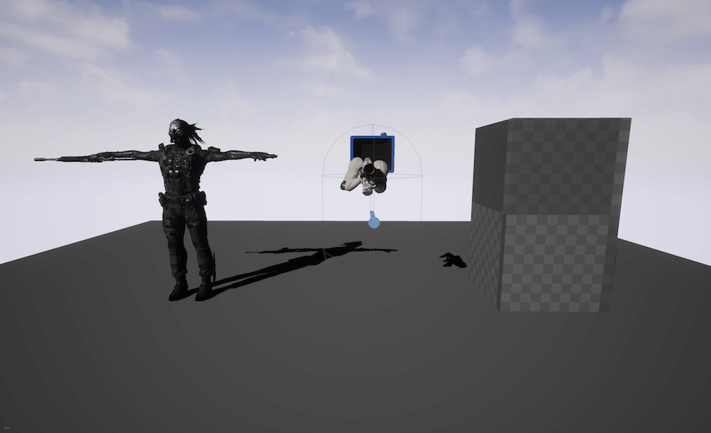 Tutorial - BSP and measurement in Unreal Engine 4   Hotgates