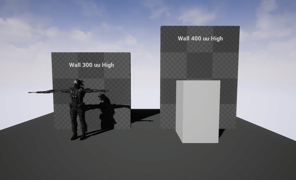 Hotgates - BSP and measurement in Unreal Engine 4 - Pic 006