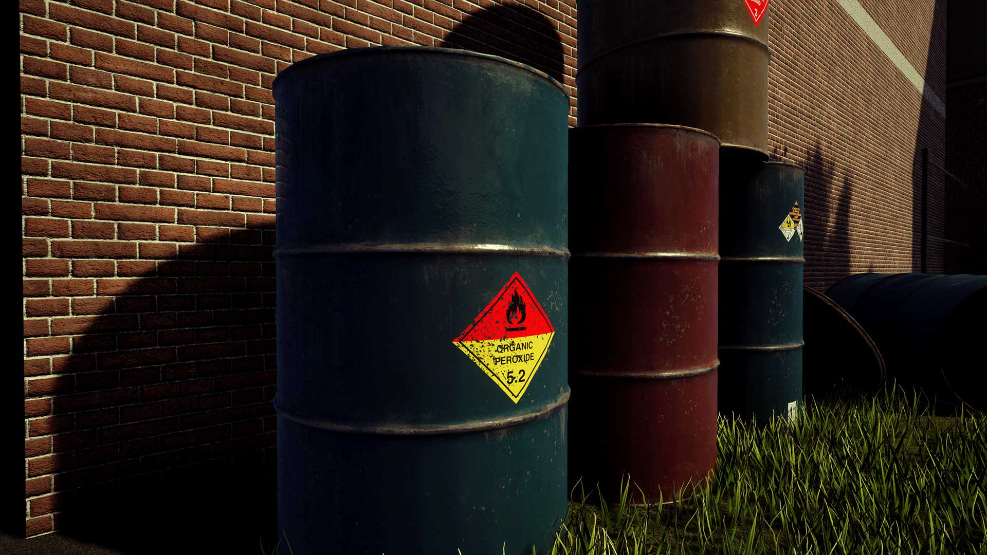 New Release by Hotgates! - HG Danger Signs Decals Volume 3