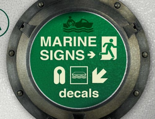 New Release! – HG: Marine Signs Decals