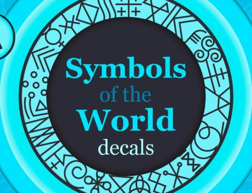 New Release! – HG: Symbols of the World