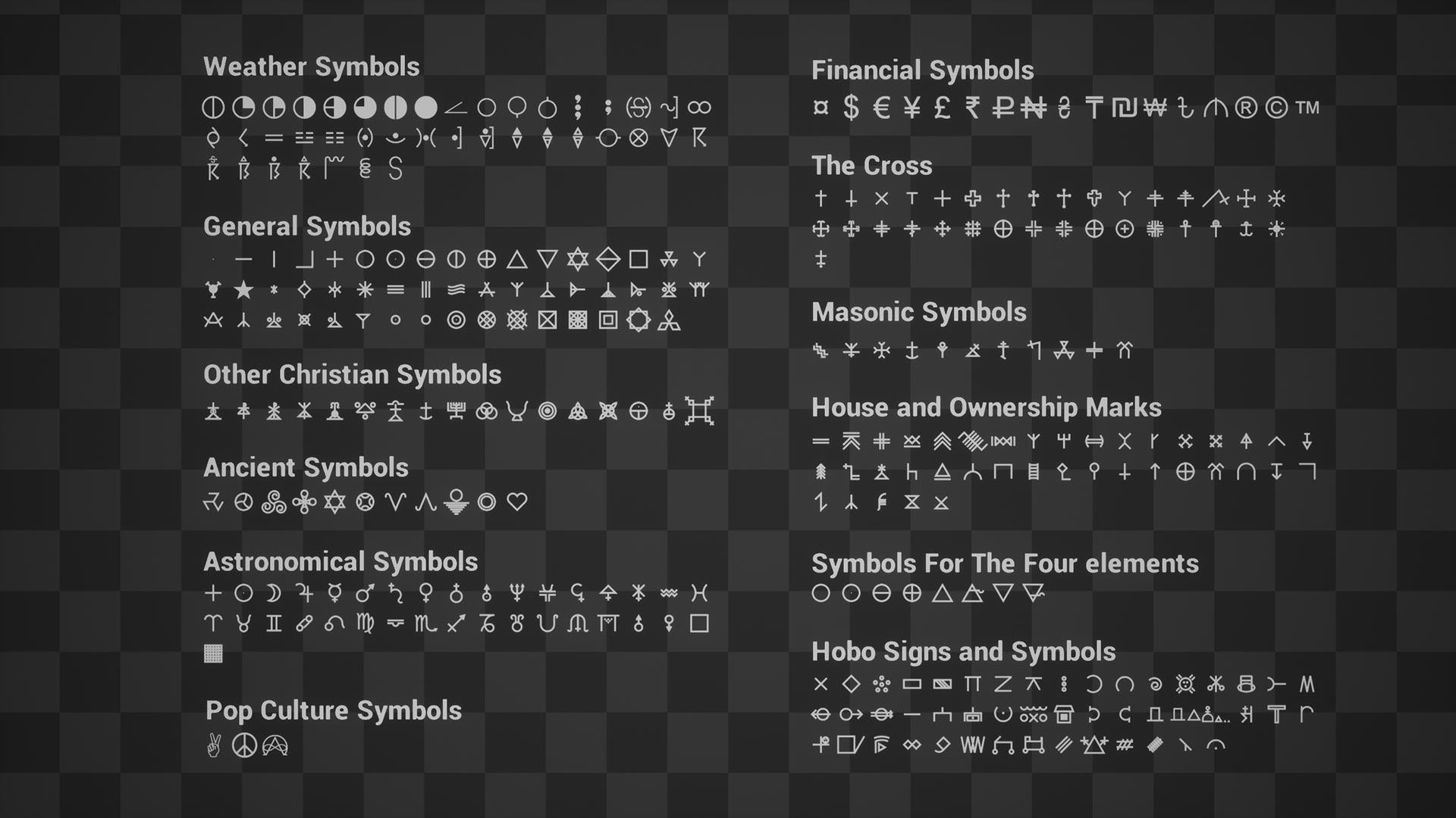 SymbolsOfTheWorld-Overview