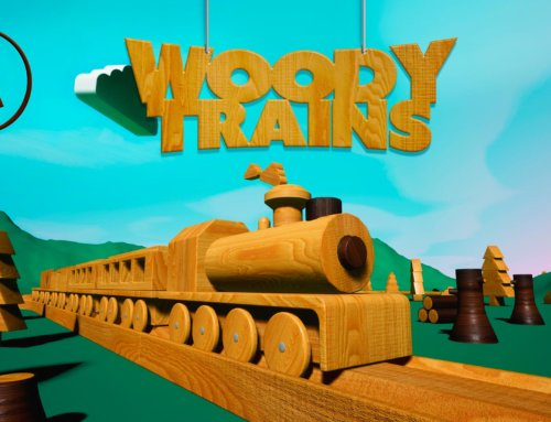 New Release! – HG: Woody Trains